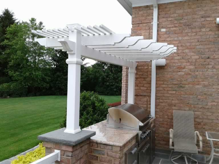 Bbq Pergola To Enhance The Grilling Experience