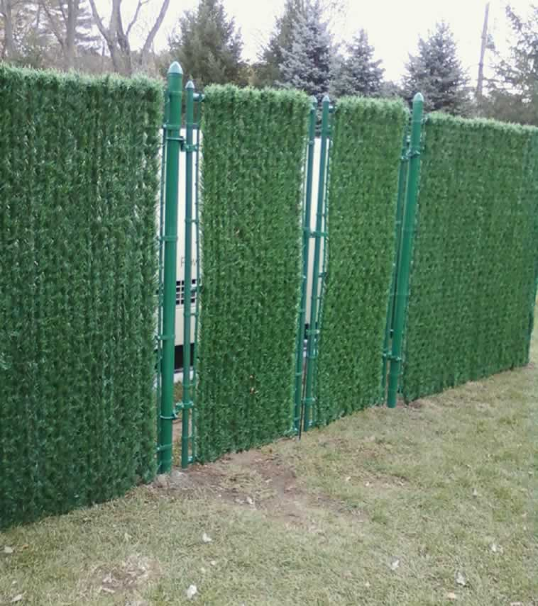Chain Link Fences Amp Gates Installation Liberty Fence