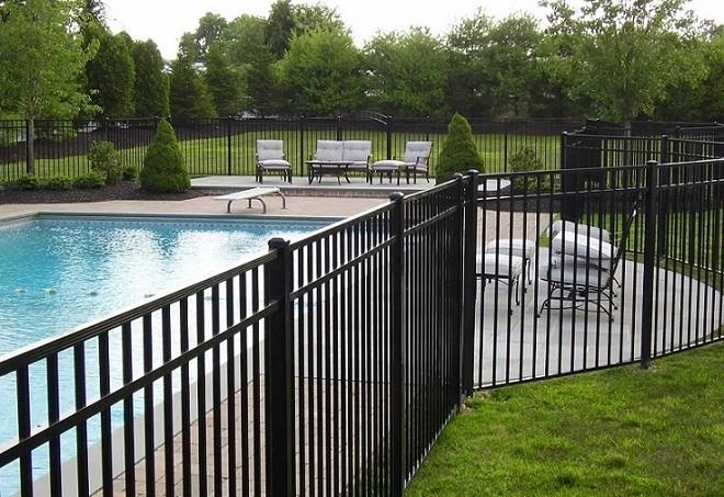Pool Fences Self Closing Gates Amp Enclosures Liberty